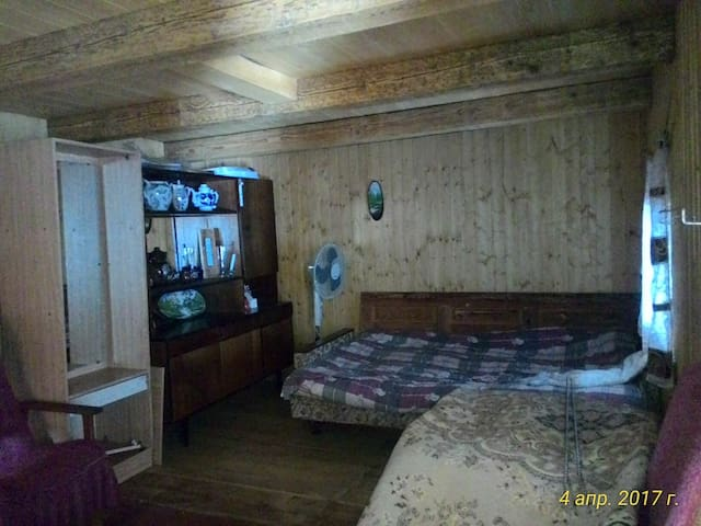 Cozy summer house, 7km. from Moscow - Moskva - Penzion (B&B)