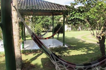Apartamento simples e aconchegante - São Luís do Paraitinga - ที่พักพร้อมอาหารเช้า