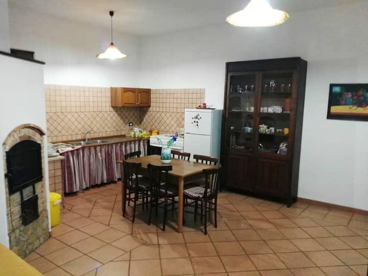 Apartamento de una habitación en Mazara del Vallo, con jardín cerrado - a 500 m de la playa
