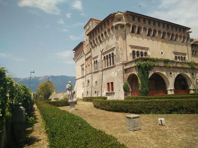 Casa Macchia - Valva  -  with castello vista,