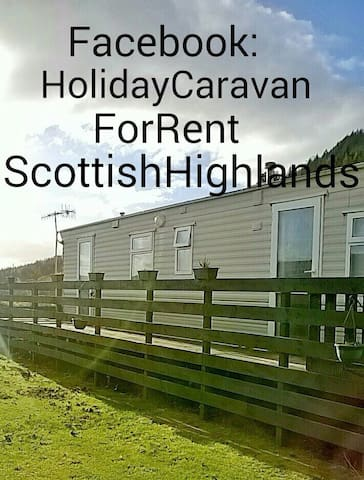 Mobile home, Highland, at the stunning Loch Long ! - Ardentinny