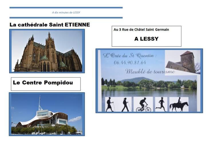 L'orée du Saint Quentin