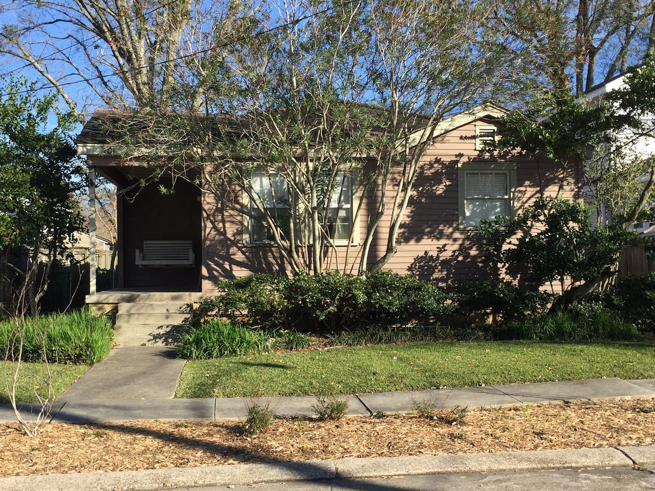 cottage 15 mins to french quarter houses for rent in metairie
