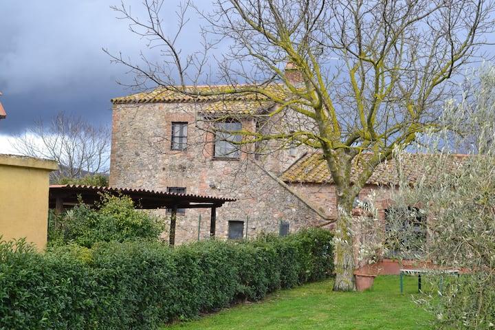 The horseman mansion La Fortezza Alta