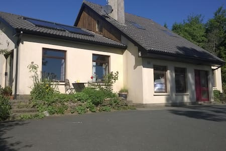 Spacious comfortable house with scenic views - 拉斯德拉姆(Rathdrum)