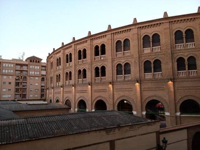 Piso junto a Plaza de toros. - Granada - Daire