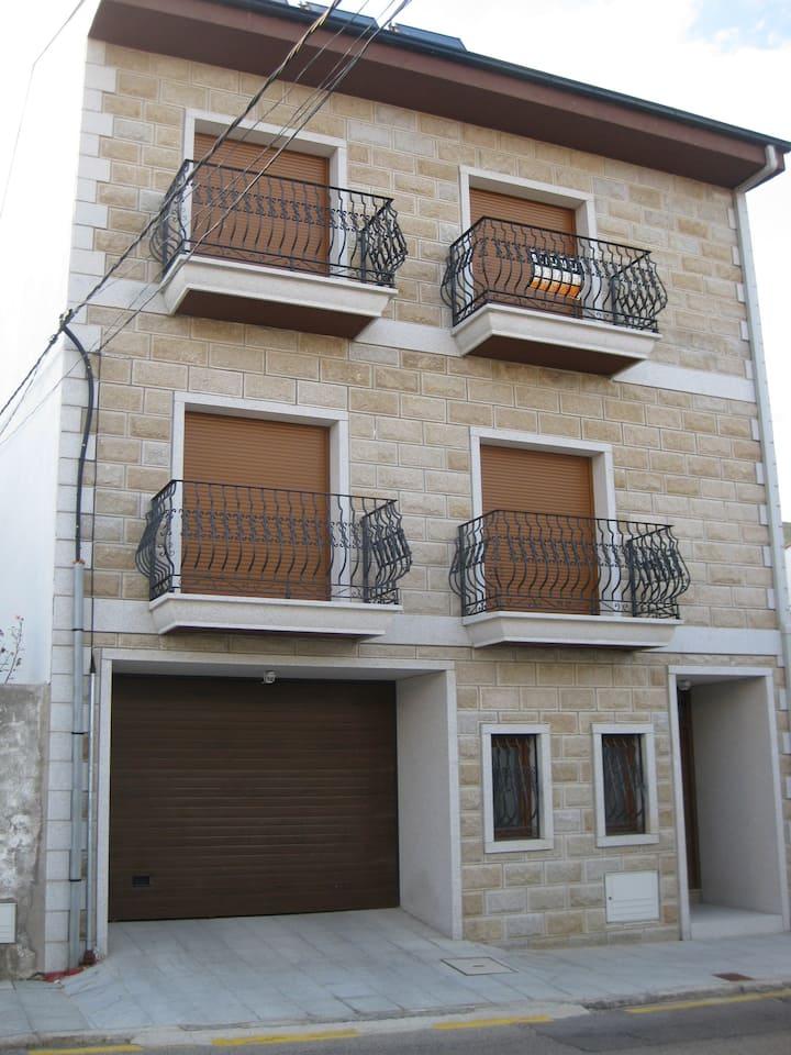 Apartamentos Navamar en Bustarviejo 1A