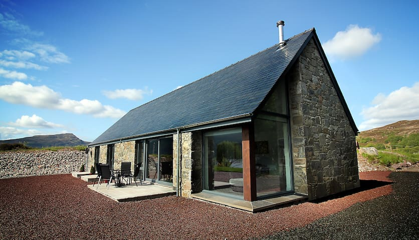 Avernish Lodge-Luxury Self Catering - Kyle