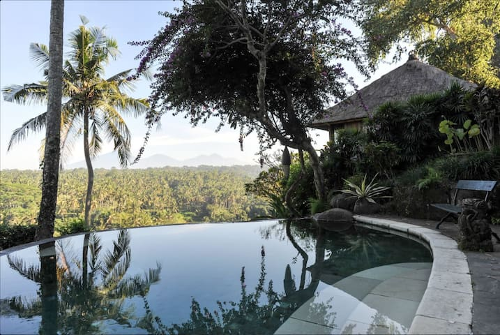 Terrace Cottage at Ubud´s Iconic Property