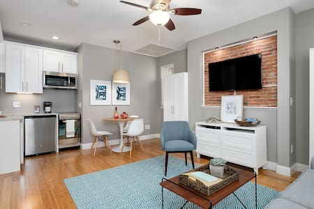 Desirable Downtown Condo - Recently updated - Portsmouth