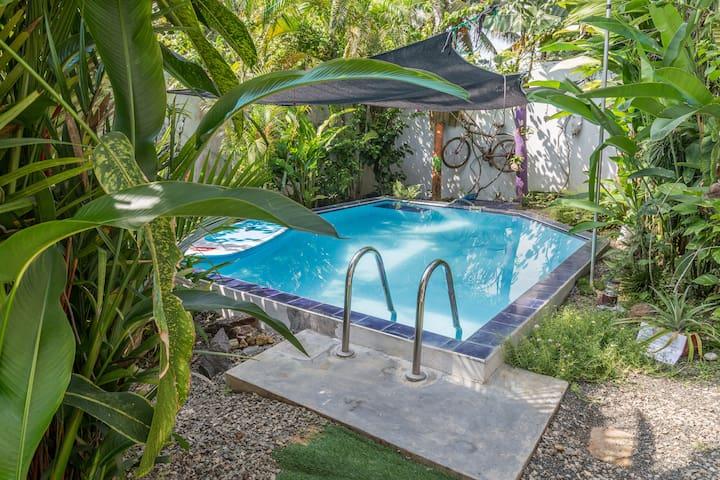 Lotus Retreat Villa - Jungle Bungalow