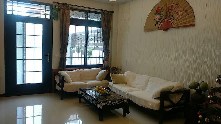 給旅行者一個溫馨、熱情、精緻、寧靜、鄉村氣息的休息居所。 - Nantou City