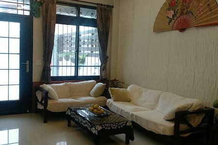 給旅行者一個溫馨、熱情、精緻、寧靜、鄉村氣息的休息居所。 - Casa
