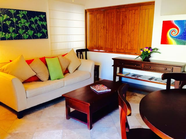 Hotel Zone & Across from the Beach! - San José del Cabo - Apartment