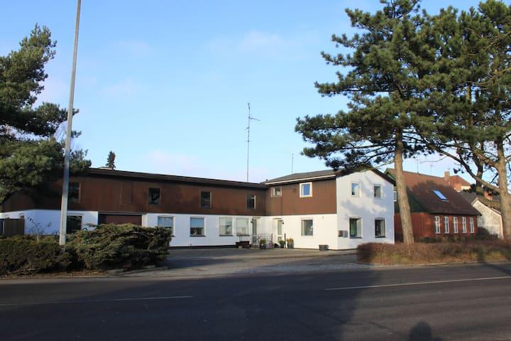 Familie hus i nærheden af Stevns Klint - Store Heddinge - Apartment