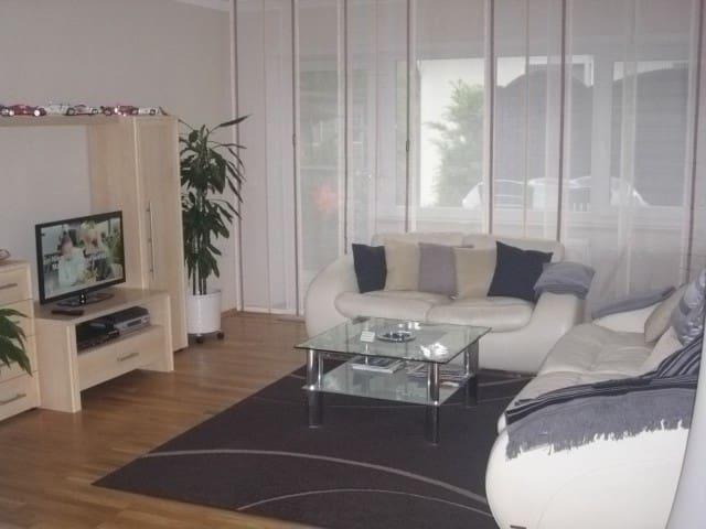 schöne möblierte Wohnung f. Adidas - Nürnberg - Pis
