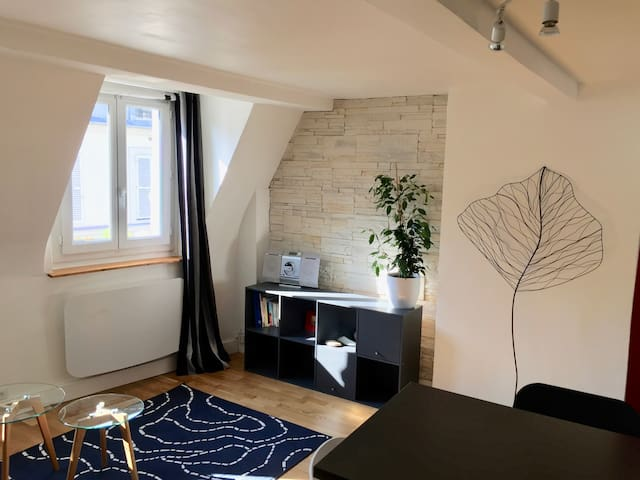 Parisian home in the heart of 5th arrondissement - Pariisi - Huoneisto