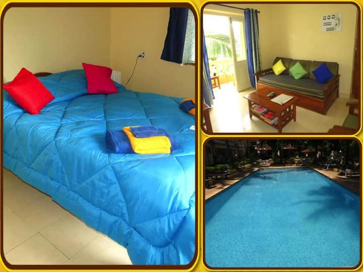 39) Serviced Apartment & WiFi Colonia De Braganza - Calangute