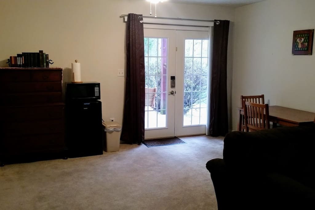 The book nook private studio apartment apartments for rent in lynchburg virginia united states for 2 bedroom apartments in lynchburg va