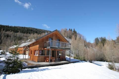 Alpine Chalet with Sauna, Sleeps 8 (max 6 adults)