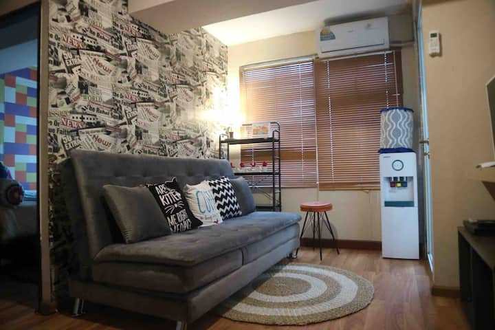 Jarrdin Apartment By Poermira 2BR freewifi