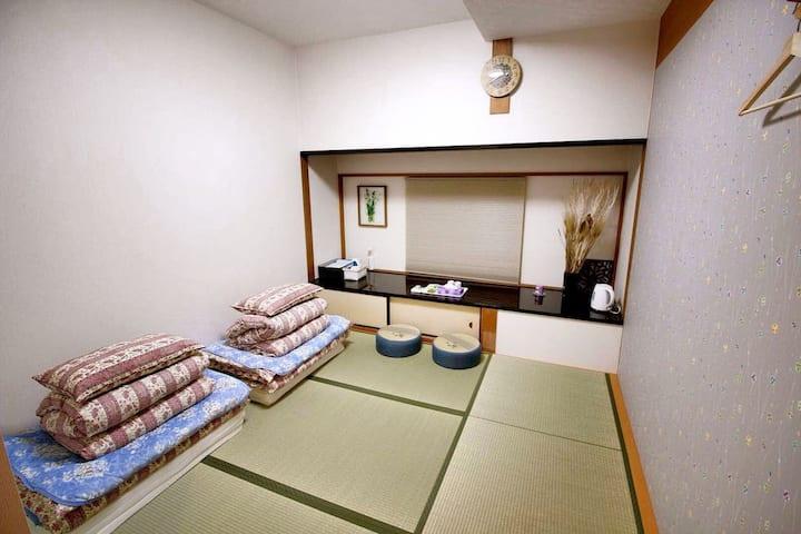 Guest House 168 心斎橋 難波 日式套房