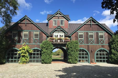 The Evermore - Carriage House - King Ferry - Bed & Breakfast