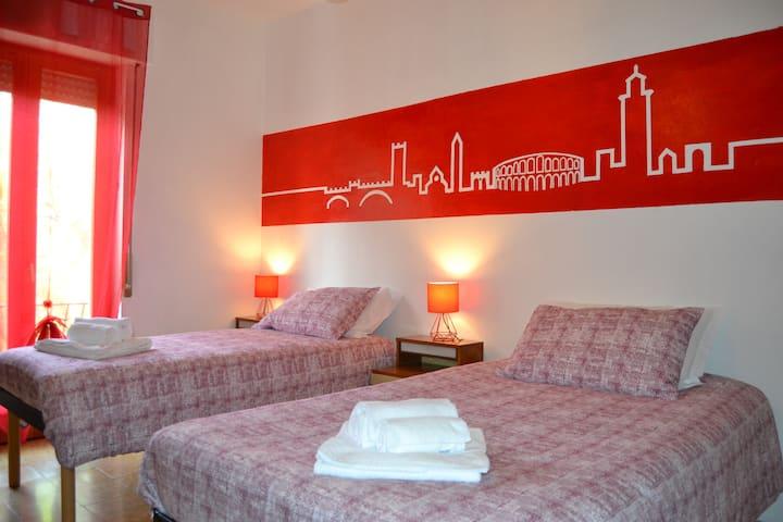 Da Fabio & Francesca - Holiday Apartment