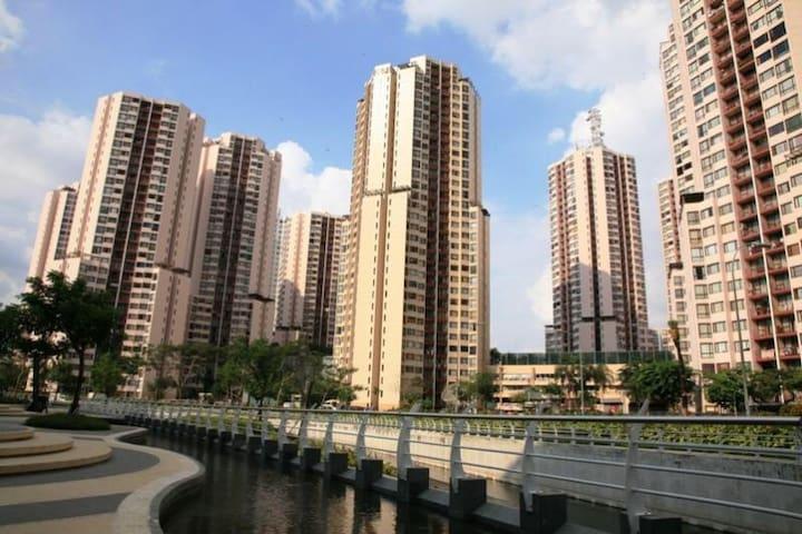 2BR 81sqm | Apartment Taman Rasuna - Jakarta - Appartement