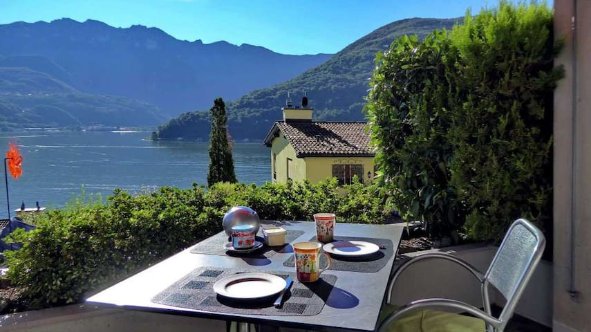 Relax by the lake Lugano