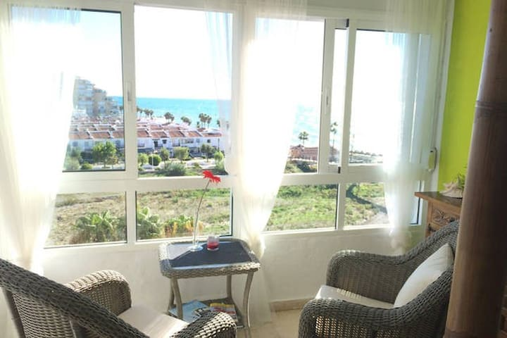 Apartment direkt am Strand - Algarrobo-Costa - Apartment
