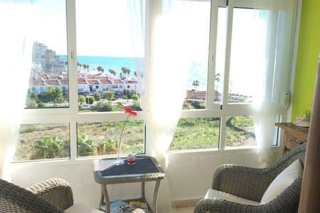 Apartment direkt am Strand - Algarrobo-Costa - Lägenhet