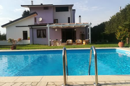 Holiday house with pool (Pizzo, Tropea, Lamezia)