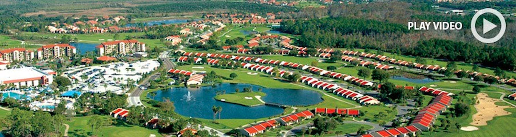 BEAUTIFUL RESORT NEXT TO DISNEY WORLD. tu cuando