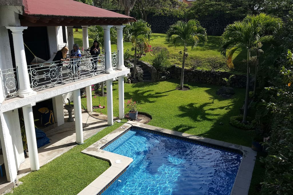 Cuernavaca jardin terrazas alberca houses for rent in for Kfc terrazas de mayo