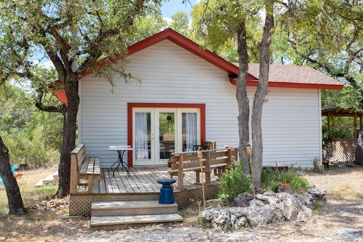 Driftwood Tiny Home