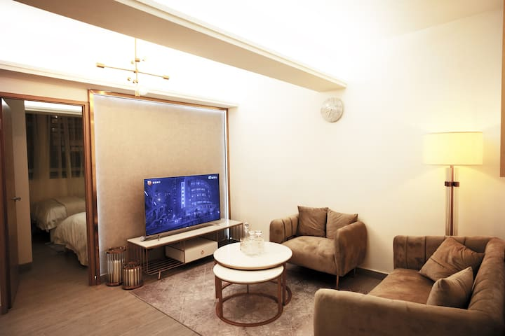 Designer flat in the heart of the city