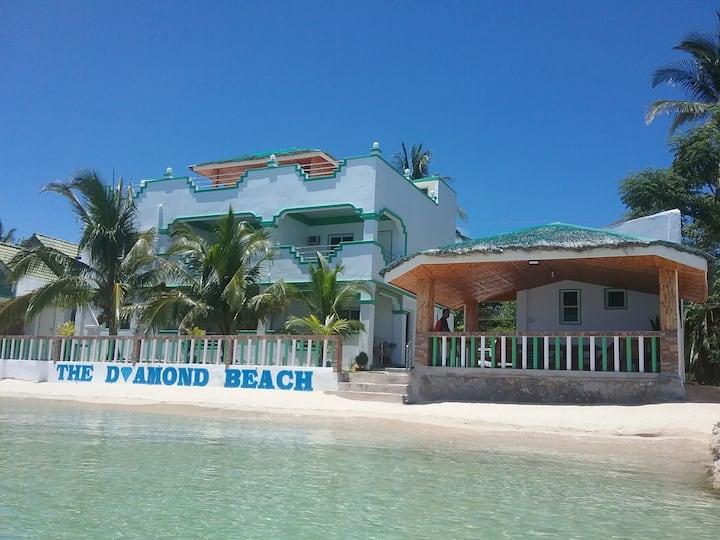 The Diamond Beach