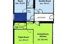 Appartamento Bella Vista South / Apartamento