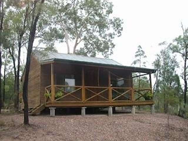 Ironbark Cottage: Columboola Country
