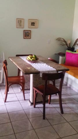 Apartamento na Praia de Castelhanos - ES