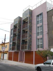 DEPA NUEVO 1-6PERSON IDEAL AMIGOSPAREJAFAMILY CDMX - เม็กซิโกซิตี้ - อพาร์ทเมนท์