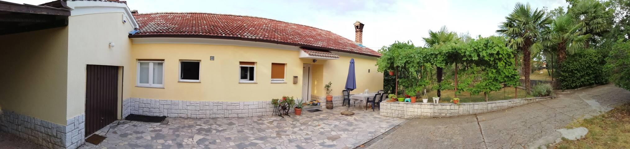 New studio apartment Vigo-Rijeka, Opatija, Kastav