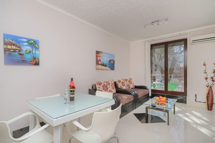 Viki - Comfort Apartment with Balcony