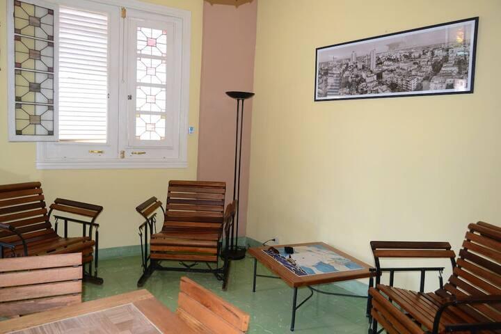 Sala del Apartamento con ventana
