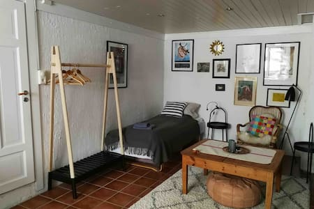 Amazing Lofoten- large and cosy room