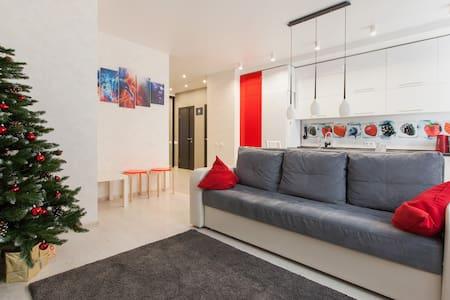 Уютная квартира в 21 веке