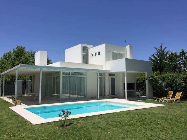 House in the wine country  - Las Compuertas - Huis