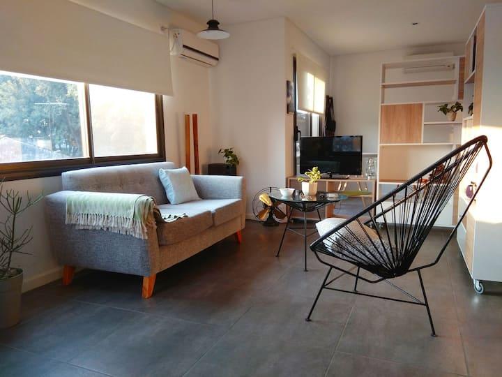 Casa Lima Buenos Aires, ideal parejas y ampliable.