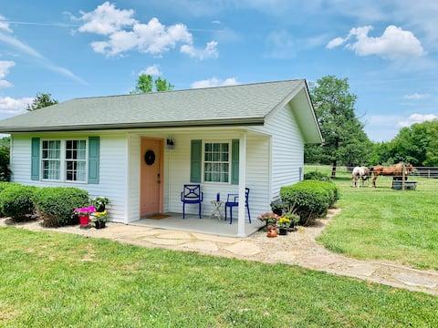 Casa de campo em casa de campo